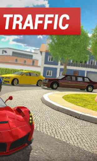 Roundabout 2: A Real City Driving Parking Sim 1