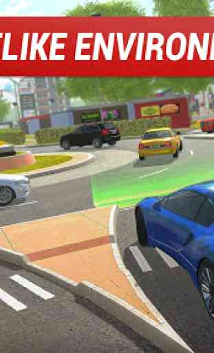 Roundabout 2: A Real City Driving Parking Sim 3