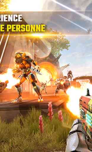 SHADOWGUN LEGENDS - FPS PvP and Coop Shooting Game 1