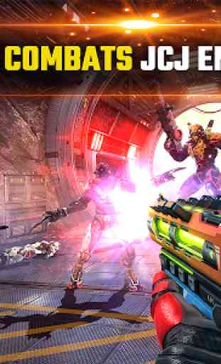 SHADOWGUN LEGENDS - FPS PvP and Coop Shooting Game 2