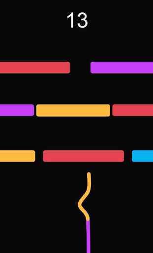 Snake VS. Colors 2