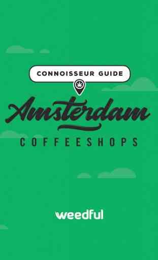 Amsterdam Coffeeshop Guide 1