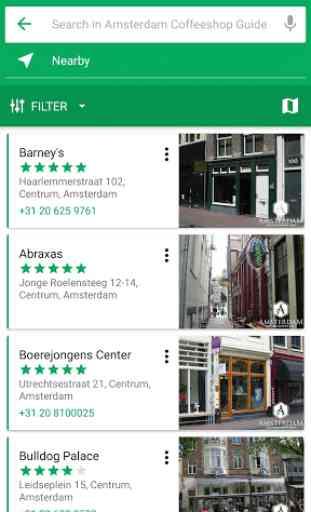 Amsterdam Coffeeshop Guide 4