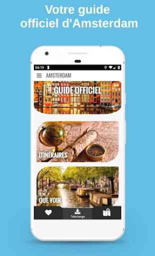 AMSTERDAM - Guide , itinéraires, carte et billets 1