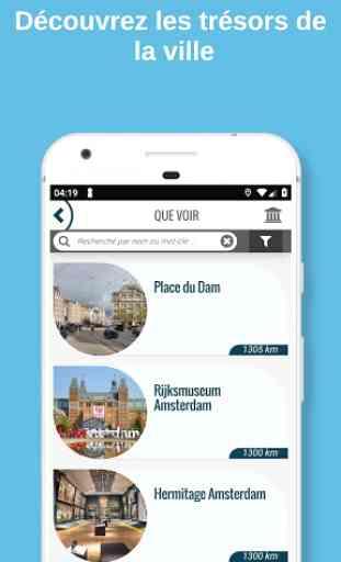 AMSTERDAM - Guide , itinéraires, carte et billets 2