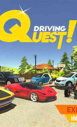 Driving Quest! 1