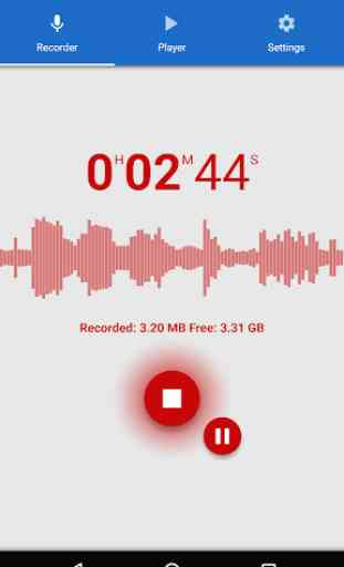 Enregistreur vocal 4