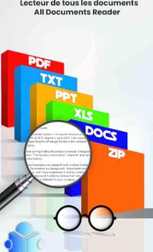 lecteur de documents et visualiseur de documents 1