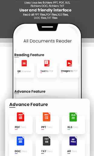 lecteur de documents et visualiseur de documents 2