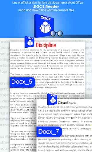 lecteur de documents et visualiseur de documents 4