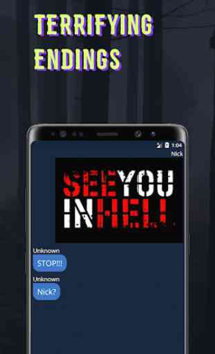 Scary Chat Stories - Free & Hooked with Addicted 4