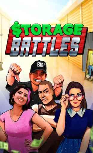 Storage Battles - Multiplayer Auction Bidding Wars 1