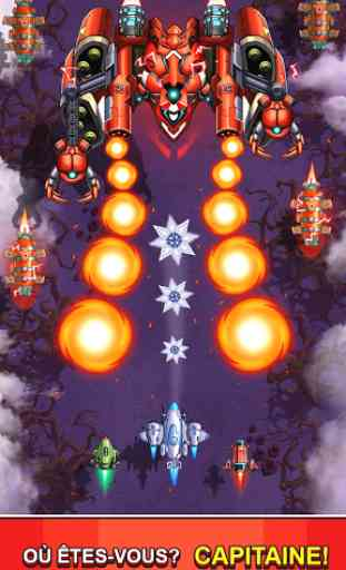 Strike Force - Arcade shooter Shoot 'em up image 3