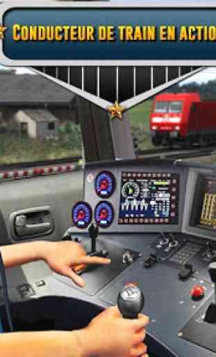 ville train chauffeur simulateur 2019 train Jeux 1