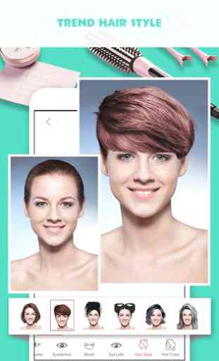 Pretty Makeup, Beauty Photo Editor & Selfie Camera (Android) image 4