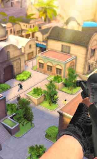 Sniper Master : City Hunter 4