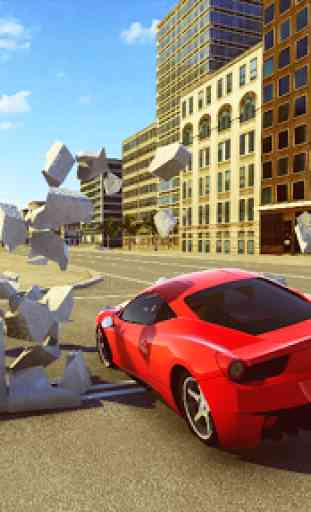 Ultime Ville Voiture crash 2019 AuVolant Simulator 1