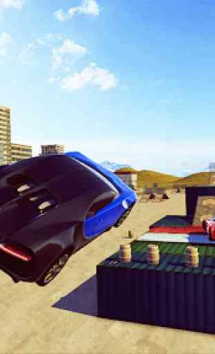 Ultime Ville Voiture crash 2019 AuVolant Simulator 4