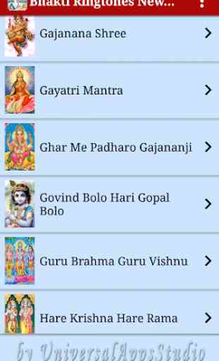 Bhakti Ringtones New Best 4
