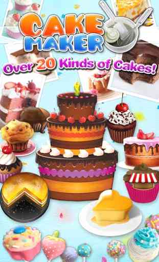Cake Maker 2-Cooking game 1