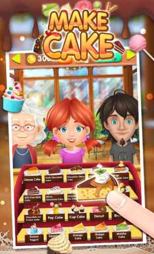 Cake Maker 2-Cooking game 3