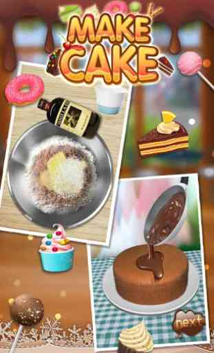 Cake Maker 2-Cooking game 4