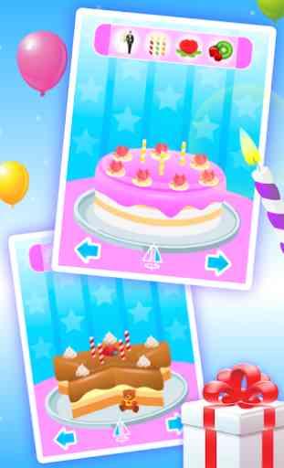 Cake Maker Kids - Cooking Game 2
