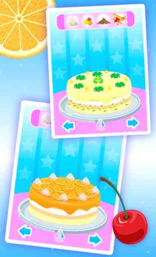 Cake Maker Kids - Cooking Game 4