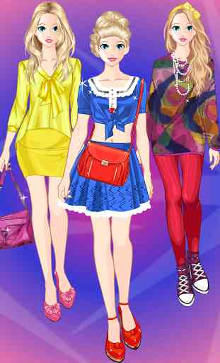 Princess Dress Up Fashion 1