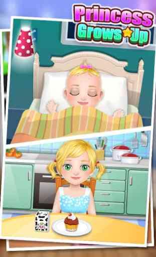 Princesse Grows Up 4