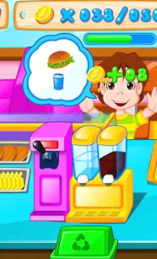 Restaurant Fast-Food 3