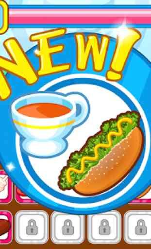 Resto burger fast-food 3