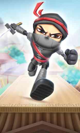 Ninja Race - Fun Run Multiplayer 1