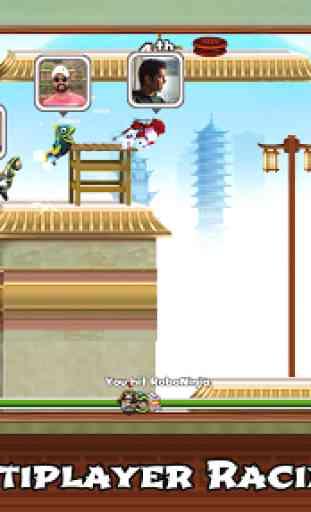 Ninja Race - Fun Run Multiplayer 2