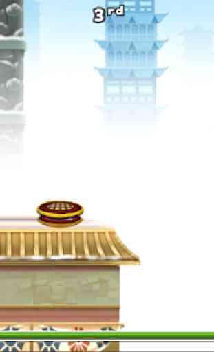 Ninja Race - Fun Run Multiplayer 4