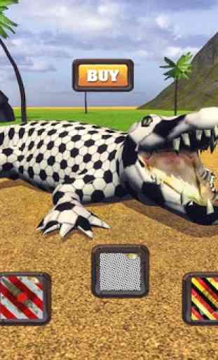simulateur de crocodiles 2019: attaque de plages 4