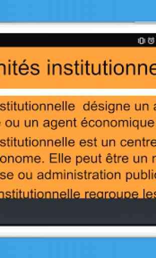 Macroéconomie - Sciences économiques (Cours) 1
