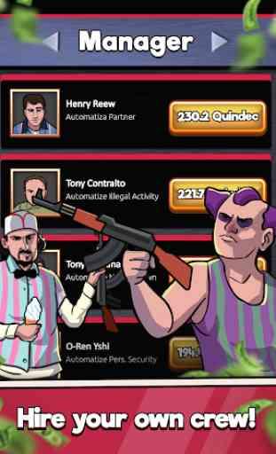 Idle Mafia Inc. - Noire Mob Godfather Clicker Game 2