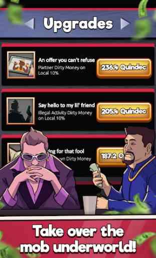 Idle Mafia Inc. - Noire Mob Godfather Clicker Game 3