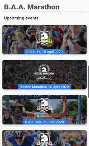 B.A.A. Marathon 1