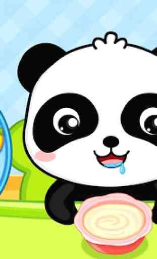 Bébé Panda Babysitter - Éveil 1