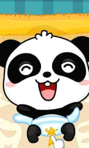 Bébé Panda Babysitter - Éveil 2