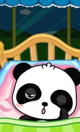 Bébé Panda Babysitter - Éveil 4