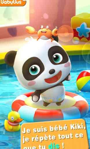 Bébé panda parlant - Talking 1