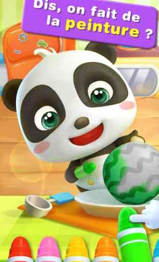Bébé panda parlant - Talking 2