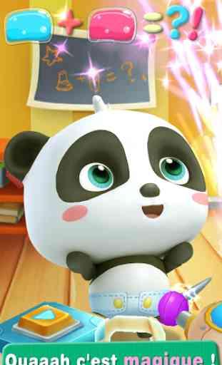Bébé panda parlant - Talking 3