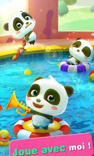 Bébé panda parlant - Talking 4