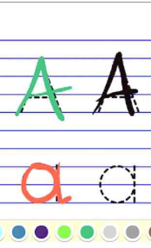 Enfants apprenez l'alphabet 2