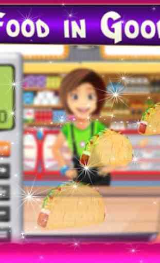 Fast food caisse enregistreuse 2