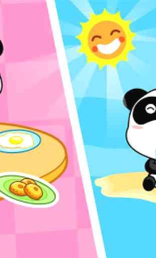 La journée de Bébé Panda 2